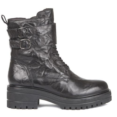 Женские ботинки из мытой кожи 14 990 руб