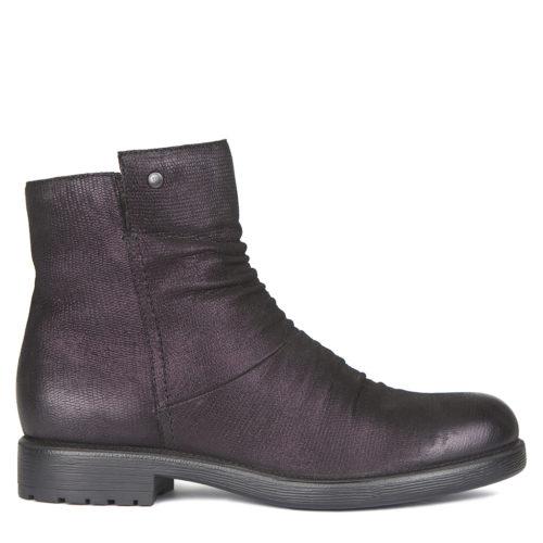 Фиолетовые ботинки с металлизацией 6 990 руб