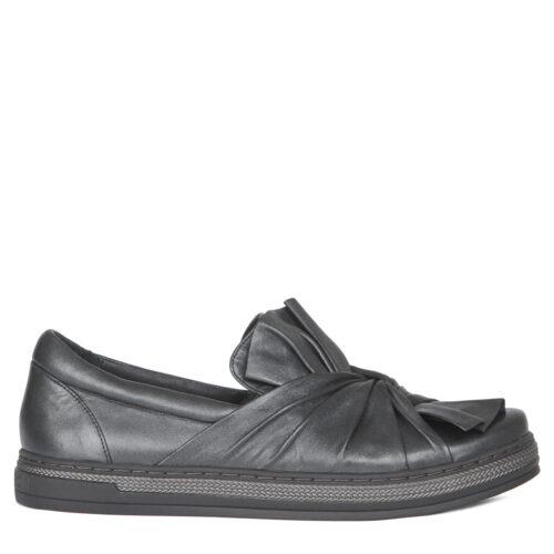 Черные ботинки с бантом. 6 990₽