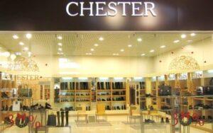 Магазин Честер обувь в Украине